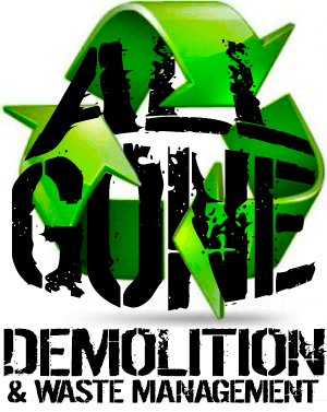 All Gone Logo