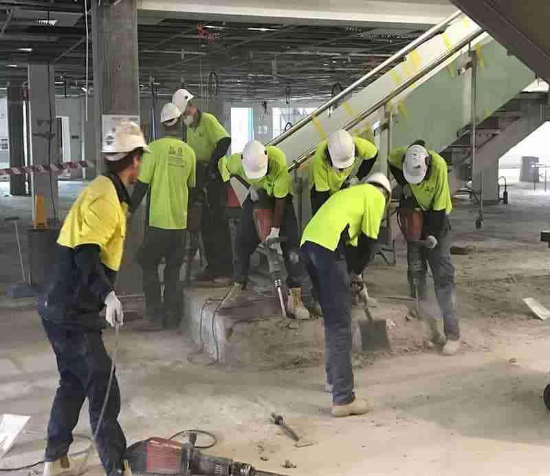 Concrete Demolition Melbourne